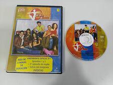 UPA DANCE UN PASO ADELANTE DVD PRIMERA TEMPORADA EPISODIOS 1-2 + EXTRAS