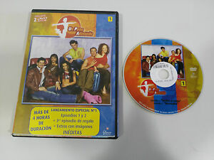 Upa Dance Un Step On DVD First Season Episodes 1-2+Extras