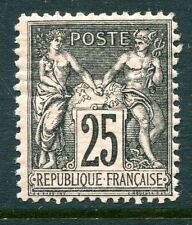 Classique de France Sage N° 97 avec infime trace de charnière invisible cote:120