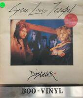 Gene loves Jezebel - LP - Discover  , BEGA 73 Vinyl Record Ex Con Free Lp Added