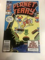Planet Terry (1985) # 9 (NM) Canadian Price Variant CPV ! Rare !