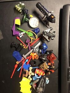Action Figures Weapons, Mixed Batman Costume Mosc