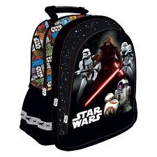 Star Wars Episode 7 Kylo Ren Stormtrooper Backpack Lightsaber School Bag Travel