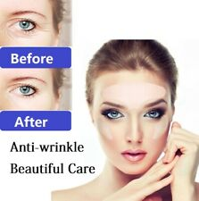 3x Anti wrinkle face eye forehead pad patch reusable lifting silicone invisible