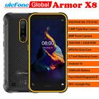 Ulefone Armor X8 4g Unlocked Android10 Mobile Phone Dualsim Octa Core Smartphone
