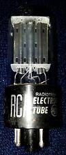RCA 6AX4GT Vintage Tested Vacuum Tube