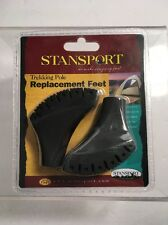 NIB* Stansport Trekking Pole Replacement Feet / Sealed