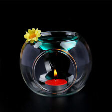 Glass Oil Burner High Quality Candle Aromatherapy Oil Lamp Gifts Home Decoration