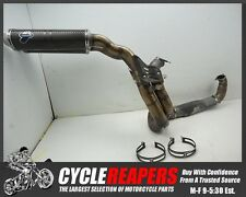 C321 2007 07 08 Ducati 848 1098 1198 Termignoni Full System Exhaust Pipe Header