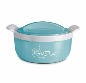 Milton Crave 1500 Insulated Inner Stainless Steel Casserole 1380 ml Blue count 1