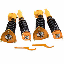 Full Coilover Coilovers Set For Mitsubishi Lancer EVO 7 8 9 Shock Struts 01-07