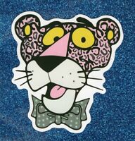 Pink Panther Vinyl Sticker (Lot of 2)