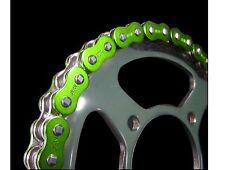 EK Chain - 801 520MVXZ-120 MET GRN - 520 MVXZ Quadra X-Ring Chain~