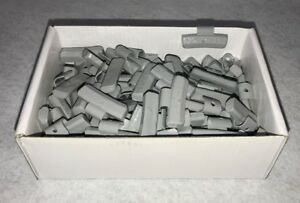 50 X 25G COATED ZINC BALANCE WEIGHTS FOR ALLOY WHEELS