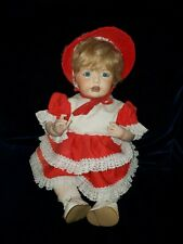 "Germany Jdk 16""Inch all Bisque Doll Toddler #1914"