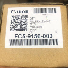 2 Genuine Canon FC5-9156-000 Roller Cleaning Brush's Sealed New Clean Boxes! OEM