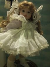 """17"""" Sfbj 252 Paris Full Jointed Toddler Doll w/ Elegant Lace outfit 1993"""