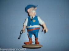 FIGURINE EN RESINE LUCKY LUKE - MARIE LEBLON 2003 - SHERIFF