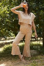 Free People Fab Flare Set 2 Piece Size Small New
