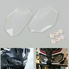 Scheinwerferschutz Headlight Cover Für Honda CRF1000L Africa Twin 2016-17 Clear.