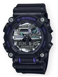 Casio G-Shock GA900AS-1A Garish Color Series Digital-Analog 2021