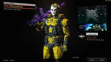 Bo3 PS4 Level 1000 modded Classes,Most Supply Drops,unlimited ActiveCamo