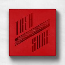 ATEEZ [TREASURE EP.2:ZERO TO ONE] 2nd Mini Album CD+Booklet+Photocard+Poster