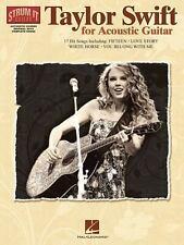Taylor Swift For Acoustic Guitar - Strum It Guitar