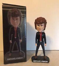 Michael Knight Knight Rider Figure Bobblehead Only 100 David Hasselhoff Last One