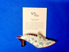 Nib Just the Right Shoe ~ Raine Willits #25061 Touch of Lace