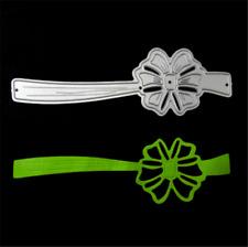 Stanzschablone Blume Titelseite Band Weihnachten Hochzeit Album Karte Deko DIY