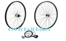 "26"" x 1.75 Black WheelSet Shimano Internal Nexus 3-speed Shifter Cable Bicycles"