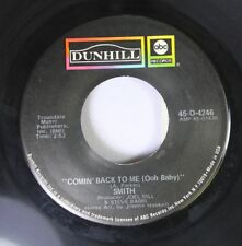 Rock 45 Smith - Comin' Back To Me (Ooh Baby) / Minus-Plus On Abc
