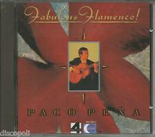 PACO PENA - Fabulous flamenco -  CD SIGILLATO SEALED