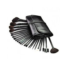PENNELLI PROFESSIONALE SET 24 PENNELLI MAKE UP TRUCCO COSMETICI CON CUSTODIA