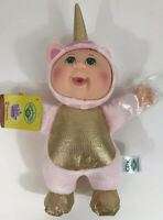 "Cabbage Patch Kids Collectible Helper 9"" Doll Fantasy Friends HAPPY UNICORN #153"