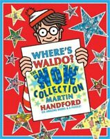 Where's Waldo?: The Wow Collection [With Puzzle] (Mixed Media Product)