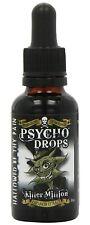 Dr Burnorium Psycho Drops 30ml Killer Million Scoville Capsaicin Extract Hot
