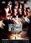 Affiche 120x160cm LES FEMMES DE L'OMBRE 2008 Sophie Marceau, Julie Depardieu TBE