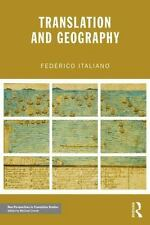 TRANSLATION AND GEOGRAPHY - ITALIANO, FEDERICO - NEW PAPERBACK BOOK