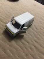 vintage ERTL BELL SYSTEM PHONE COMPANY FORD VAN 1/64 scale With Opening Doors