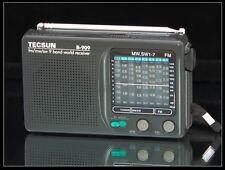 TECSUN R909 AM/FM/SW Analog Radio Receiver   (ENGLISH MANUAL)