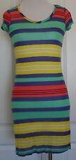 SPLENDID Girls Size 14 Striped Knit Dress EUC Comfortable Soft Cotton Blend