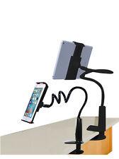 360° Bett Tisch Desktop Halter Halterung Ständer für iPad Samsung Tablet Phone