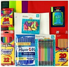 School Supplies Essentials Bundle Pack