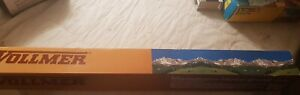 A Model Railway Scenic Background In N/ho Gauge By Vollmer  3x 1 Mtrs
