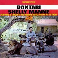 SHELLY MANNE - DAKTARI   VINYL LP NEU
