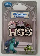 Disney Pixar Monsters University Pin Monsters Inc. HSS Sorority Collectible Pin