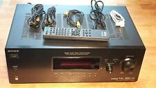 Sony str-dg520 5.1 Digital Audio/Video Control Center Stereo A/V Receiver HDMI