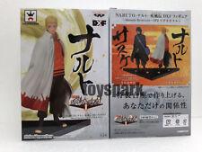Figurines et statues en emballage d'origine scellé naruto pour jouet d'anime et manga